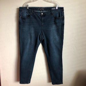 """Melissa McCarthy For Seven7 """"Legging"""" Jeans"""